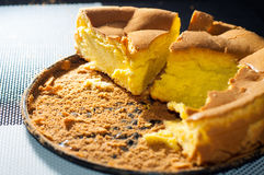 Chiffon Cake Royalty Free Stock Photography
