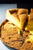Chiffon Cake Stock Photography