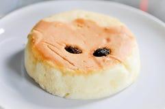 Chiffon Cake stock images