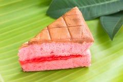 Chiffon Cake Royalty Free Stock Photo