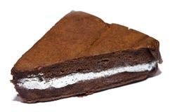 Chiffon cakes Stock Photos