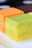 Chiffon Cakes Royalty Free Stock Photo
