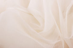 Chiffon fabric background texture Stock Photos