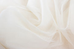 Chiffon fabric background texture Royalty Free Stock Image