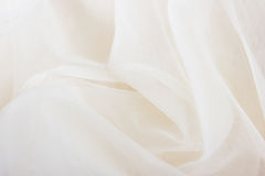 Chiffon fabric background texture Royalty Free Stock Photography