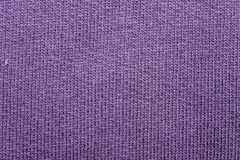 Chiffon lilac texture cotton sack sacking country background.  Royalty Free Stock Photo