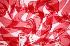 Chiffon texture Stock Images