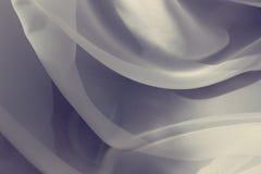 Chiffon texture Stock Photo