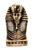 Chiffre égyptien Tutankhamun images libres de droits