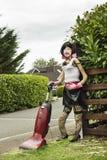 Chiffre d'épouvantail de Freddie Mercury photos stock