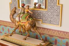 Chiffre de chameau Image stock