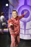 Chiffre de cire de tsang d'Éric image libre de droits