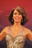 Chiffre de cire de Whitney Houston Photos stock