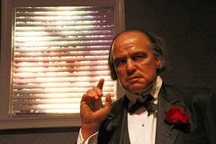 Chiffre de figure de cire de Marlon Brando Image stock