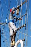 Chiffre de marin photo stock