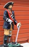 Chiffre de pirate Image stock
