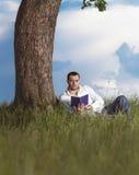 chiffre dimensionnel homme trois du beau livre 3d d'illustration très Photos stock