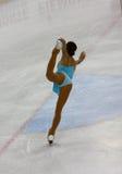 chiffre patinage global italien de 2009 championnats Photo stock