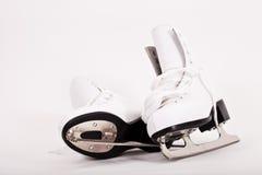 Chiffre patins de femmes Image stock