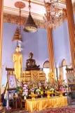 Chiffre se reposant de Bouddha Image libre de droits