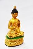 Chiffre se reposant de Bouddha Images libres de droits