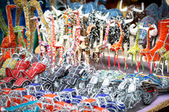 Chiffres de Beadwork Photo stock