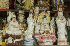 Chiffres de Bouddha Photos stock