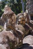 Chiffres de Bouddha Image libre de droits