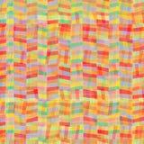 Chiffres géométriques, texture de papier de vintage Image libre de droits