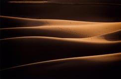 Chigaga Sand Dunes Royalty Free Stock Image