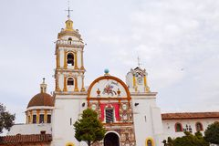 Chignahuapan ΧΙΙ Στοκ φωτογραφία με δικαίωμα ελεύθερης χρήσης