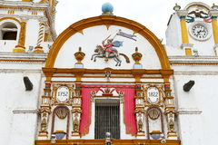 Chignahuapan XV Στοκ Εικόνες
