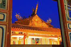 Chihkan Tower - Historic Site of Tainan Royalty Free Stock Photos
