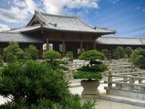 chiHong Kong lin nunnekloster Arkivbilder