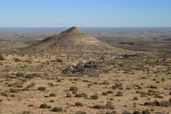 Chihuahuan Wüste Lizenzfreie Stockfotos