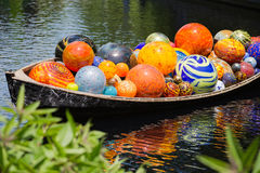 Chihuly Exhibit Stock Images