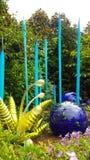 Chihuly exponeringsglas 11 Arkivfoto