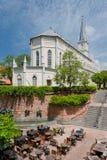 CHIJMES, Σινγκαπούρη Στοκ φωτογραφία με δικαίωμα ελεύθερης χρήσης