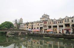 Chikan, Kaiping, China Royalty Free Stock Photos