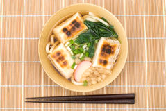 Chikara udon noodles Stock Photo