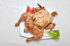 chiken griled Obrazy Royalty Free
