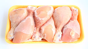 Chiken joints Royalty Free Stock Photo