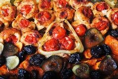 Chiken food Royalty Free Stock Image