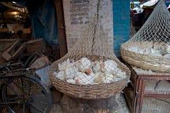 Chiken for sale, Kolkata, India Stock Photos