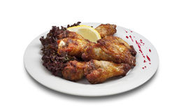 Chiken wings Stock Photography