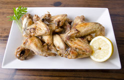 Chiken wings Stock Image