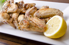 Chiken wings Royalty Free Stock Photos