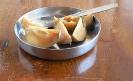 Chiku Fruit Slices Royalty Free Stock Image