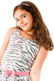 Chil portret fotografia stock