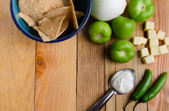 Chilaquiles Royalty Free Stock Photo